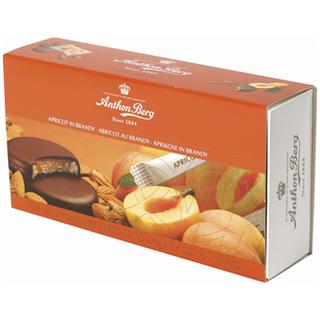 Anthon Berg - Apricot In Brandy 275g Short date sale