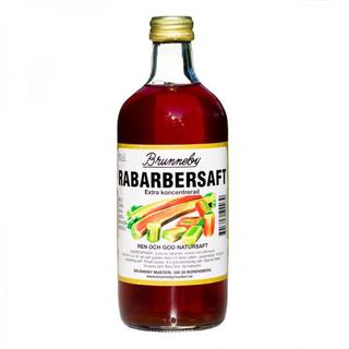 Brunneby Rhubarb Drink Concentrate - Short Date Sale