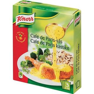 Knorr Cafe De Paris Sauce -3pack - Short Date Sale - BBF: 01/2015