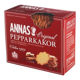 Annas Pepparkakor - Ginger Thins - 2pack