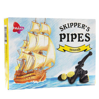 skippers Pipe Seasalt - short date sale