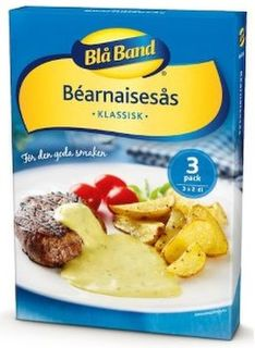 Blå band Bearnaise Sauce - 3pack