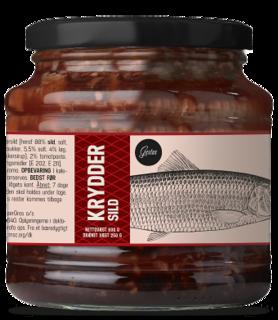 Gestus Krydder Sild - Spiced Herring
