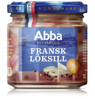 Abba Fransk Löksill - French Onion Herring - Short Date Sale