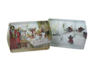 Christmas Tray - Carl Larsson - small