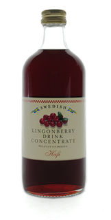Hafi Lingonberry Drink Concentrate