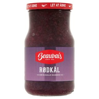 Beauvais rødkål - pickled red cabbage - large 850g