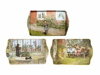 Carl Larsson Tray - small