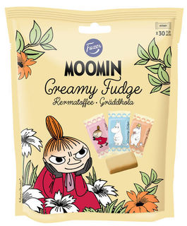 Moomin Creamy fudge - short date sale 14/12/2020