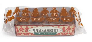 Nyåkers Ginger Snap Figures