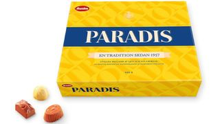Paradis Chocolate Box - short date sale
