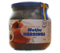 VP Matjes Herrings - 550g