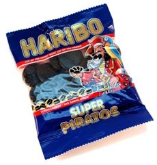 Haribo Super Piratos - 120g