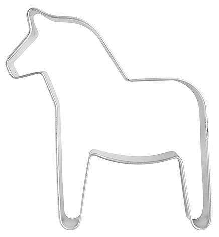 Cookie Cutter - Dala Horse