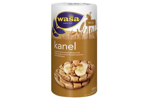 Wasa Runda Kanel - Cinnamon Crispbread
