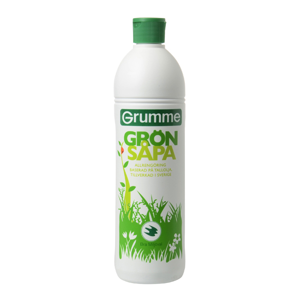 Grumme Grönsåpa - Green cleaning soap