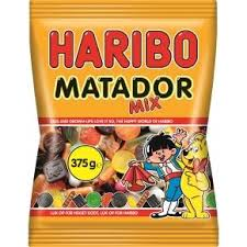 Haribo Matadormix - Large Travel Pack