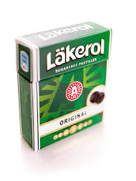 Lakerol throat lozenges - Original - Short Date Sale