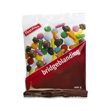 Bridge Blandning Mix - Short Date Sale