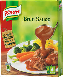 Knorr Brun Sauce - 4pack - Short Date Sale
