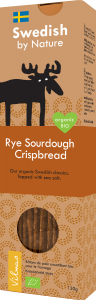Vilmas Organic Rye Sourdough Crispbread sticks