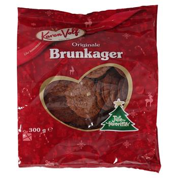 Karen Volf Brunkager - Danish Ginger Biscuits - Short Date Sale