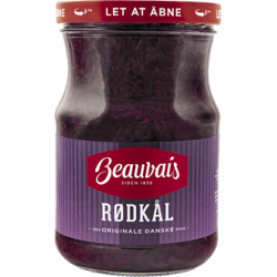 Beauvais rødkål - pickled red cabbage