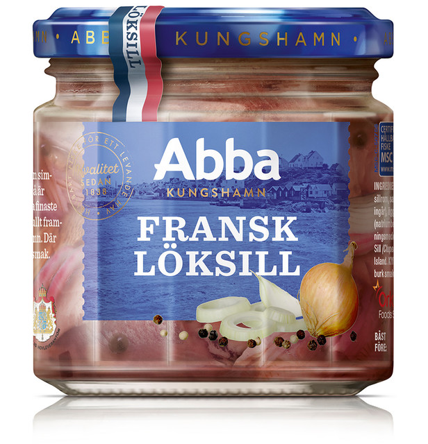 Abba Fransk Löksill - French Onion Herring