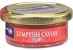 Holland House RED Lumpfish Caviar