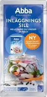 Abba Inläggningssill - Herring for own marinade - short date sale 13-12-2020