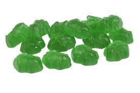 Aroma Gröna grodor - Green Jelly Frogs