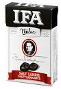 IFA - Salty Licorice Pastilles