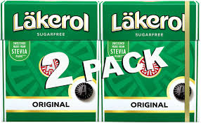 Lakerol throat lozenges - Original - 2pack