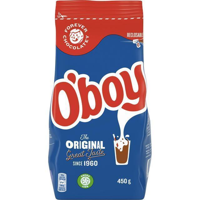 Oboy Chocolate drink - 450g