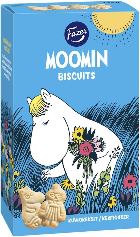 Moomin kex - biscuits