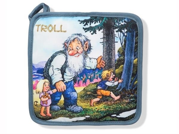 Troll pot-holder