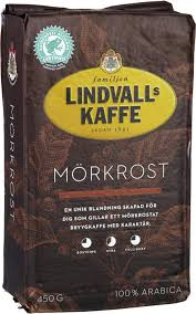 Lindvalls Coffee - Brygg - Dark Roast (Skåne Rost) - Short Date Sale 28/05/2018