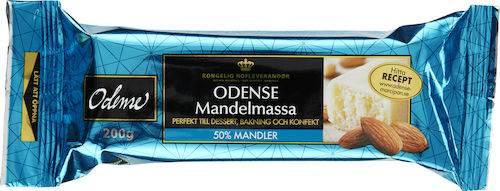 Odense Mandelmassa (Almond Paste) - Short Date Sale 27-11-2020