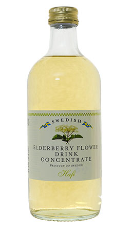 Hafi Elderflower Drink Concentrate
