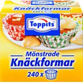 Toppits Knäckformar - Butterscotch Baking Cups
