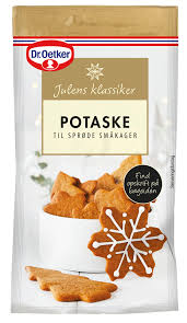 Carbonate of potash - Oetker Potaske
