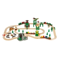 Brio Trains and Trainsets